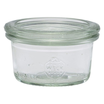 WECK Mini Jar 5cl/1.75oz 6cm (Dia) x24