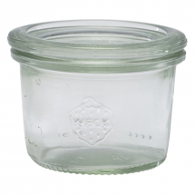 WECK Mini Jar 8cl/2.8oz 6cm (Dia) x24
