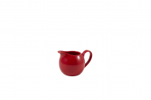 GenWare Porcelain Red Jug 14cl/5oz x6