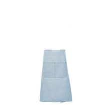 Light Blue Denim Waist Apron 90 x 70cm x1