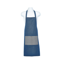 Double Denim Bib Apron 70 x 90cm x1