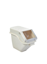 Polypropylene Ingredient Bin 18Litre x1