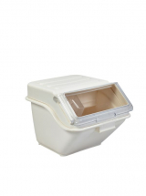 Polypropylene Ingredient Bin 38Litre x1