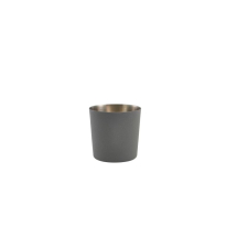 Iron Effect Serving Cup 8.5 x 8.5cm x1