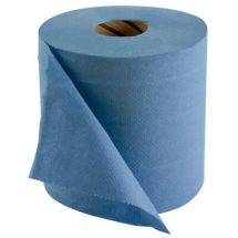 Blue Roll 2Ply Centrefeed 150mx6