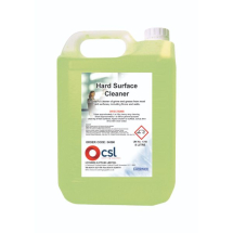 CSL Hard Surface Cleaner x5Lt