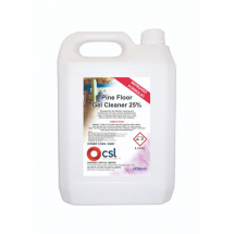 CSL Pine Floor Gel Cleaner x5Lt