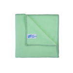 Excel Green Microfible Cloth 40x40cm x10