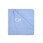 Excel Blue Microfible Cloth 40x40cm x10