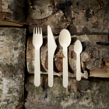 Biodegradable & Wooden Cutlery